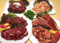 牛肉業務用卸問屋のBBQセット 満腹セット 6種