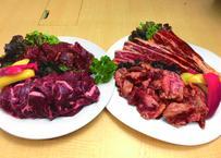 牛肉業務用卸問屋のBBQセット スタンダード 4種