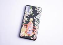 iPhone case  X/XS  舞妓|Maiko