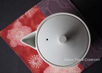 京都昭阿弥白磁宝瓶 KYOTO SYOAMI Porcelain Houhin Teapot Houhin