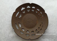 Morihisa Suzuki 鈴木盛久  Nanbu Iron Tea cup Coaster  5 pcs