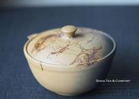 白山 Hakusan , Yellow Clay with Seaweed