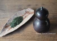 古董葫芦茶叶罐 Vintage  Wood Gourd Tea leaf canister