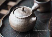原泰介 手捻急須 HARA TAISUKE  Hand Forming Teapot KYUSU