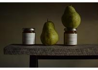 山形県産西洋梨「オーロラ」と黒胡椒のコンフィチュール120g