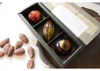 中国茶で味わうショコラ3PBOX 限定パッケージ