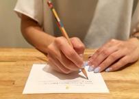 誕生日/受験/卒業/就職/留学/一年後の自分へ送れる手紙「TOMOSHIBI LETTER」