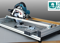 [Plan]Aluminum frame circular saw slide guide