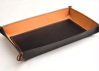 Leather tray 型紙