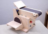 [Plan]Belt sander ~ ベルトサンダーの設計図