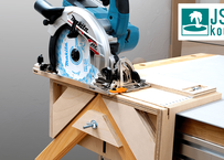 [Plan]Splined Miter Joint jig