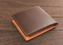 Bi-fold wallet02の型紙