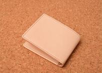 Bi-fold walletシンプルな二つ折り財布の型紙