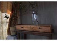 昭和初期 日本製 ローボード・引き出し2杯