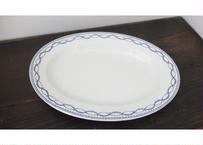 BOCH Oval Plate (Belgium)