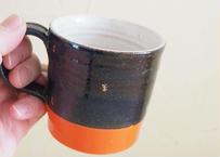音の鳴るマグカップ(青/ホットレッド)