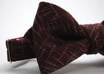蝶ネクタイ Import fabric イタリア製ビンテージファブリック 上京蝶帯 #662