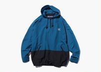 USED|STUSSY 90s half zip hoodie
