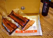 鰻のふっくら煮(2枚入)+神のタレ(1本)