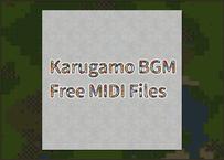 Karugamo BGM Free MIDI Files
