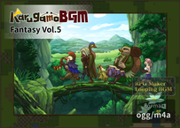 [Fields/Dungeons/Caves/Towers] Fantasy Music vol.5