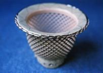 F11366 透かし彫り鉢《外径・11.0cm》(n107)