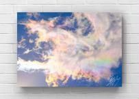 鳳凰の彩雲