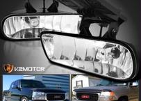 GMC シエラ ユーコン XL GMT バンパー フォグランプ 車 カスタム