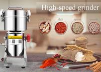 粉末 クラッシャー 700グラム 粒 スパイス 穀物 コーヒー 乾燥食品 製粉所 小麦粉