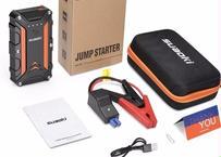 SUAOKI 1000A 12V ポータブルジャンプスターター  バッテリーあがり時に 車載非常用電源 コンパクト モバイルバッテリー スマホ タブレットなどへ急速充電