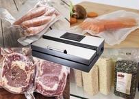 食品真空シーラー 包装機 商業用 真空パック ステンレス スチールボディ