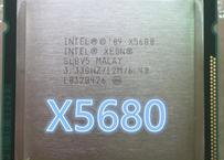 CPU Intel インテル Xeon プロセッサー X5680 12M キャッシュ 3.33 GHz 6.40 GT/s QPI