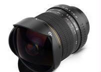 ニコン用 魚眼レンズ 超広角レンズ 8ミリメートルf/3.5 一眼レフ デジタル d3100 d3200 d5200 d5500