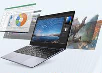 CHUWI HeroBook 14.1インチ 1920*1080 ノートパソコン Windows10 Intel E8000 クアッドコア 4GB メモリ M.2 SSD