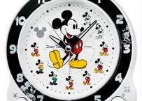 セイコークロック ディズニータイム「ミッキー&フレンズ」目覚まし時計 FD461W