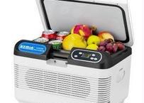 ミニ冷蔵庫 冷凍庫 車用 12L 冷蔵 冷凍 車載冷蔵庫 12V ポータブル冷蔵庫 LEDディスプレイ アイスボックス クーラーボックス