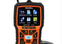 フォックスウェル Foxwell NT301 自動OBD2診断ツール ABS SRSエアバッグ リセット 自動車用スキャンツール プロ用