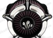 ハーレー エアクリーナー エアフィルター キャブレター ハーレースポーツスターXL883 XL1200 1991 1992 1993-2015 2016