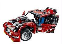 LEGO レゴ 互換品 レーストラック 海外 DECOOL