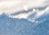 【№31】柔らかな雪の結晶①