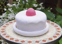 夏のバースデーケーキハット
