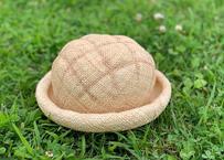 麦わらメロンパンハット