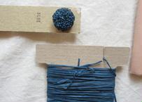 つぶつぶ飾りキット blue