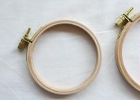 刺繍枠 10cm, 12cm