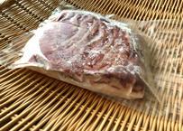 2021年産猪肉【バラ】470g ブロック おうちでジビエ♪甘〜い脂がほとばしる‼︎