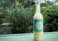 Dry & Creamy!酵母が活きた生どぶろく 「Cantabile」《活性酵母・非加熱・無添加》