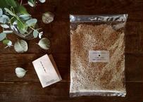 《玄米》生米糀 500g(減農薬「にこまる」岡山県産)