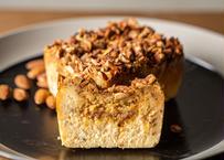 鴨の肉味噌チーズケーキ