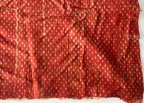 D0021 インド古布(型染め)