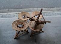 J001 ケニヤの曲げ木椅子